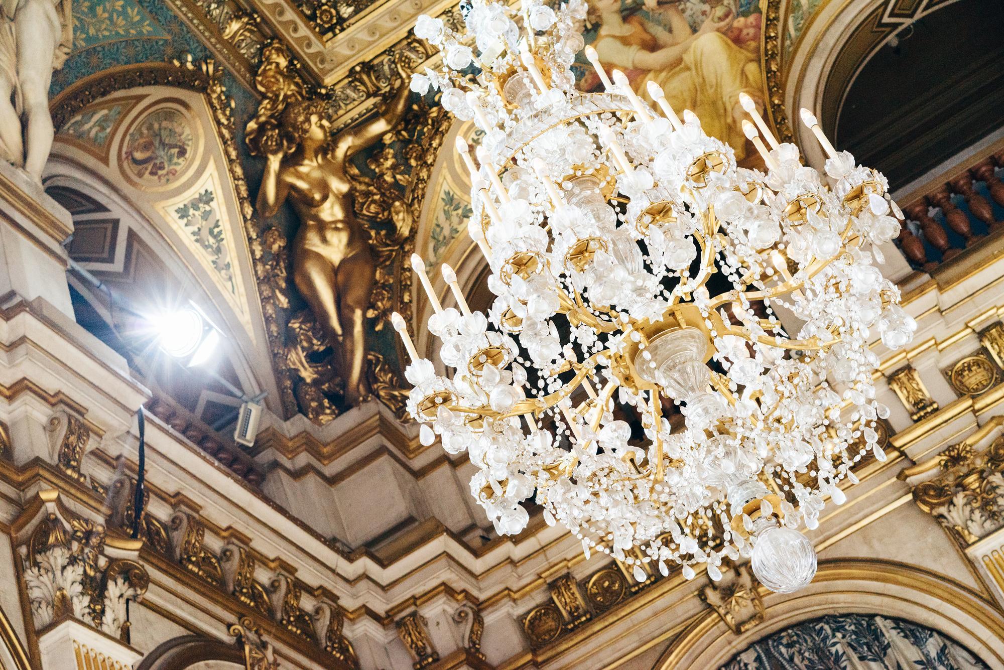 Parisian venues