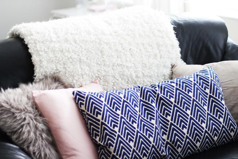 sinistä ja pinkkiä sohva blogi 2