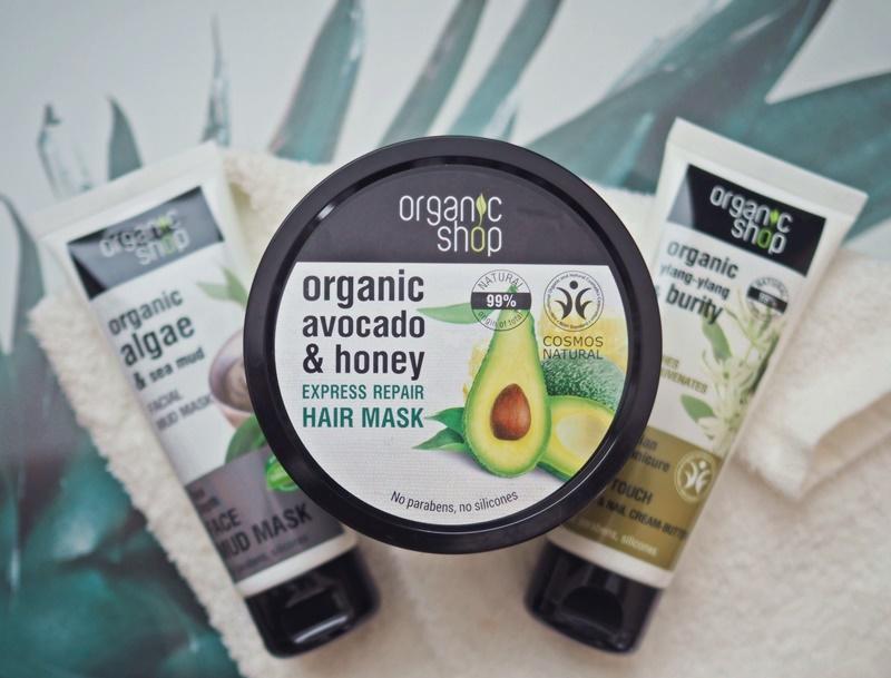 organic shop hiusnaamio käsivoide mutanaamio