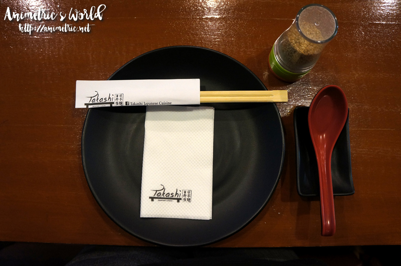 Takashi Japanese Restaurant
