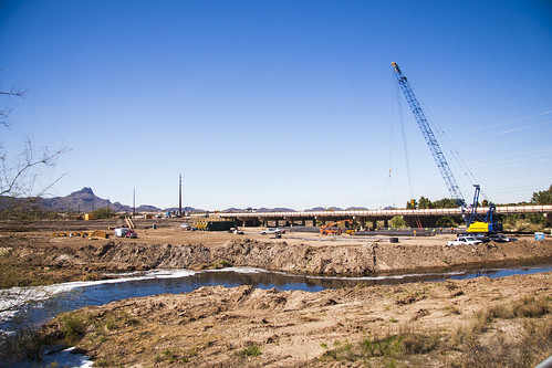 Ina Road & Santa Cruz River Project_030917