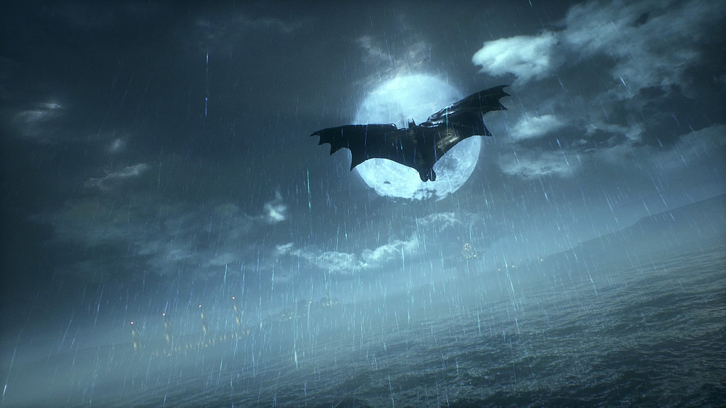 A Symbol Is Everlasting Batman Arkham Knight Playstatio Flickr