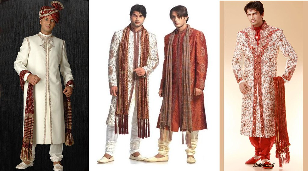 Indian wedding attire for grooms | Many times we focus on th… | Flickr