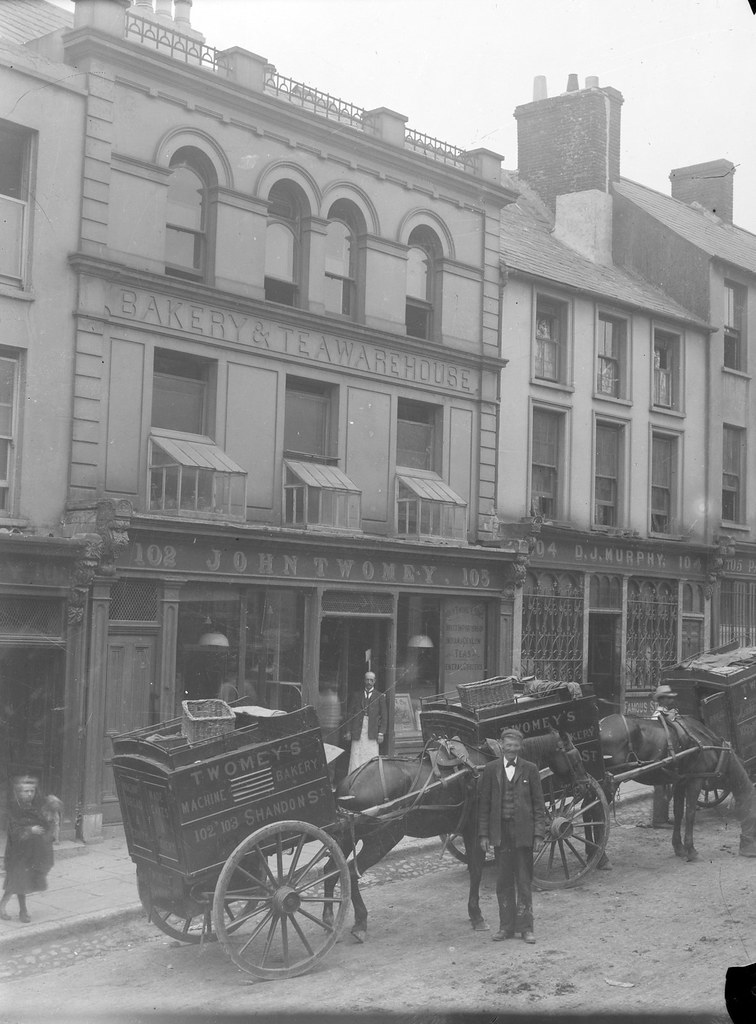 Twomey's Machine Bakery | by National Library of Ireland on The Commons