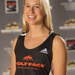 Alesha Miller, WolfPack Cross Country Running