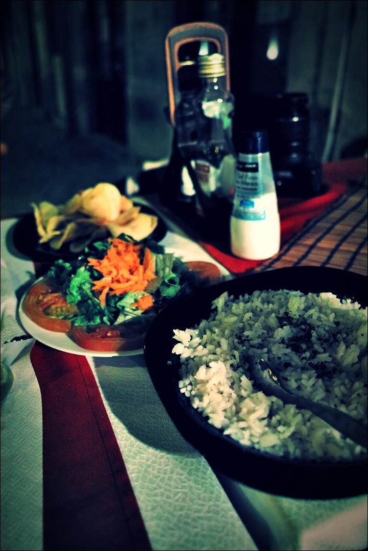 사이드 메뉴-'솔 브라질(Restaurant Sol brazil)'