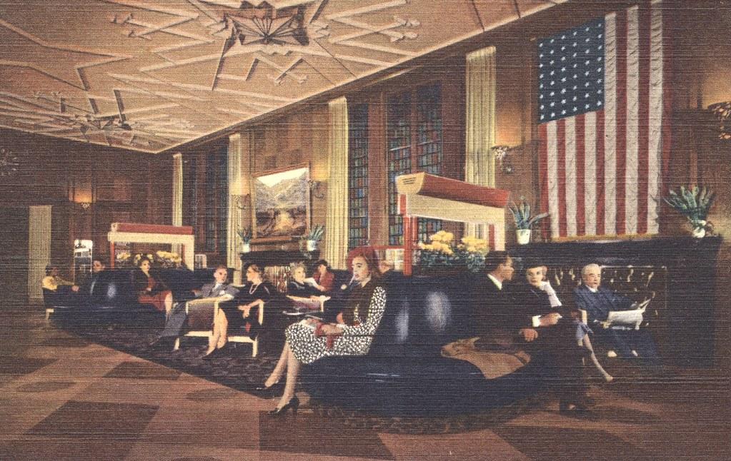 Bismarck Hotel - Chicago, Illinois
