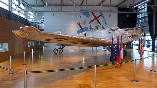 Junkers W 33 Bremen