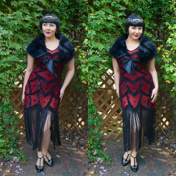 unique vintage isadora dress