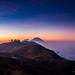 Mount Prau Sunrise