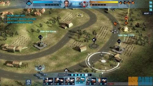 EndWar Online - En el campo de batalla