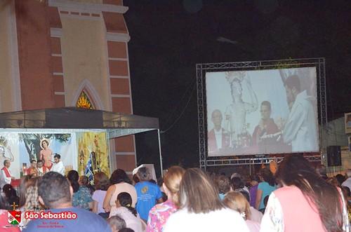 11º dia da Festa de A~São Sebastião em Ipu