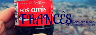 Página facebook Francês para brasileiros