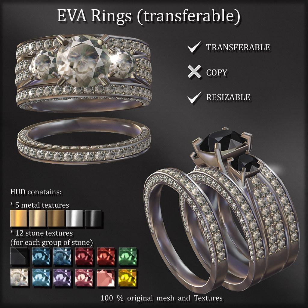 AvaWay EVA Rings