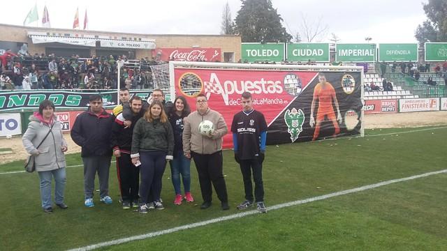 CD Toledo-Real Sociedad B (5 de marzo de 2017)