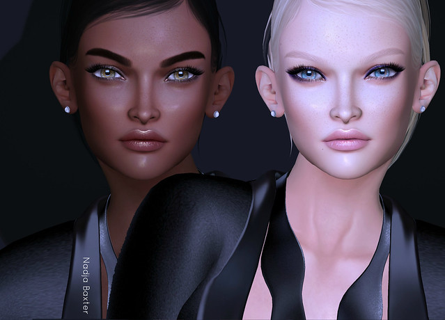 Skinfair Preview Lelutka & Glam Affair Cate