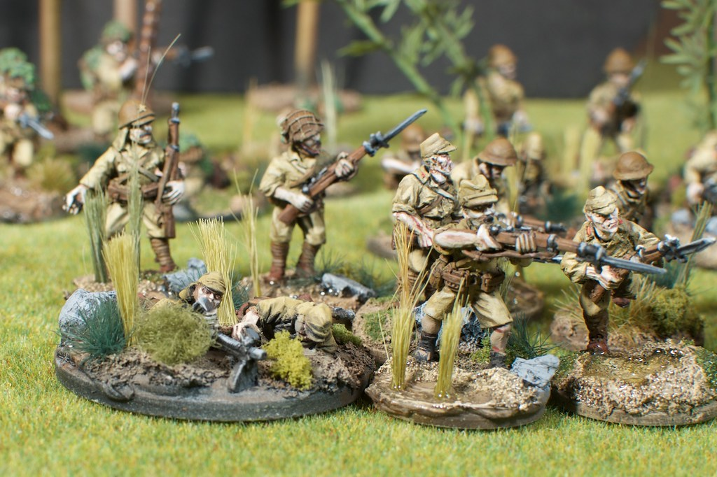 IJA Rifle squad details