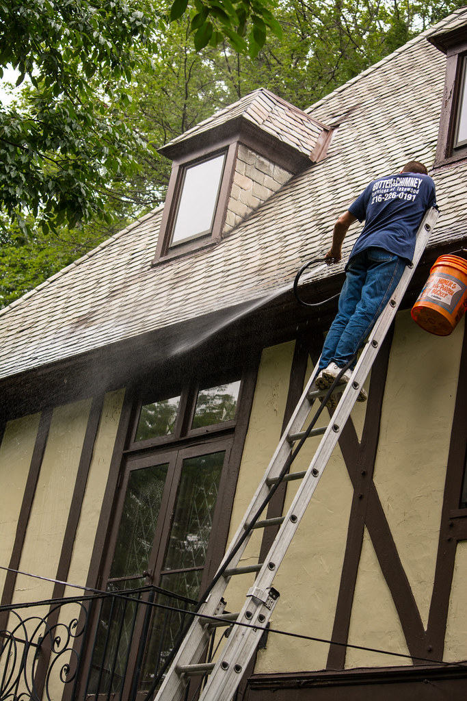 Image result for roof cleaning flickr
