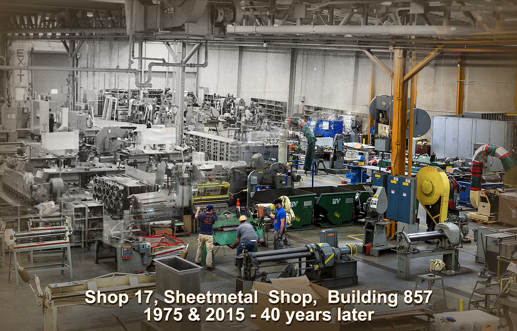 sheet metal shop
