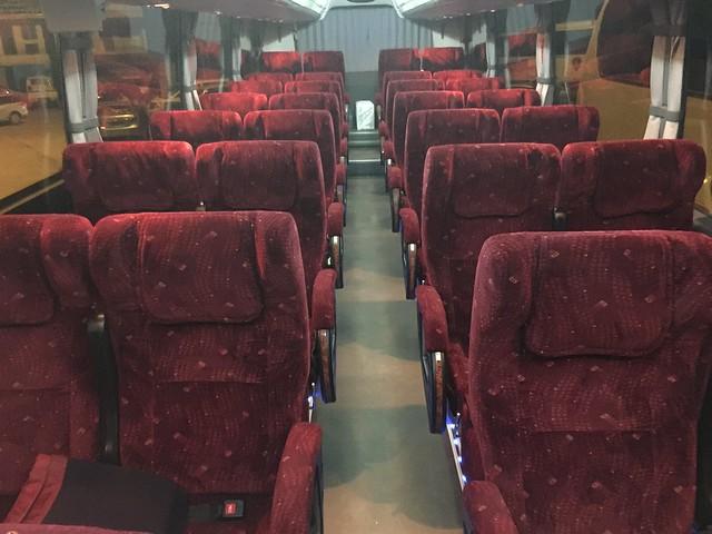 Autobús en Myanmar