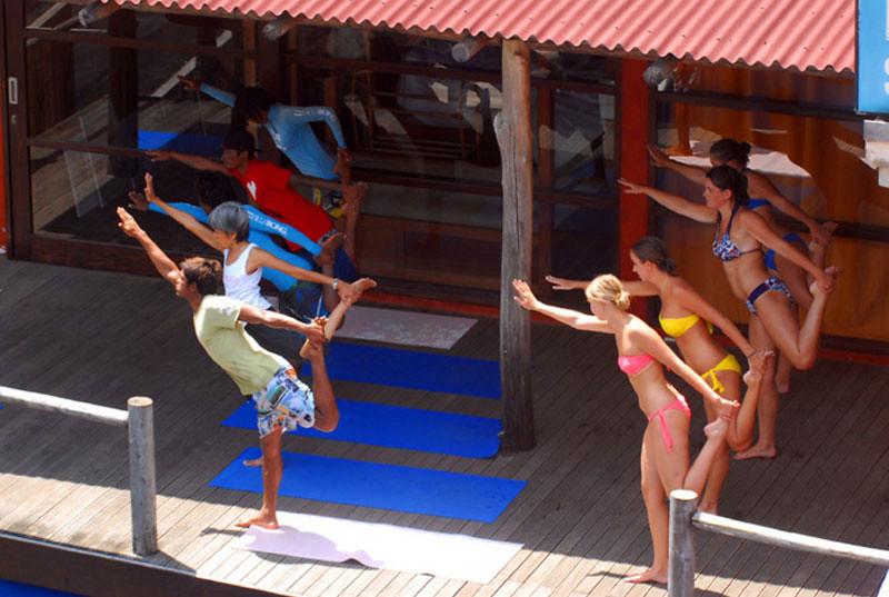 Pro Surf School Yoga Classes