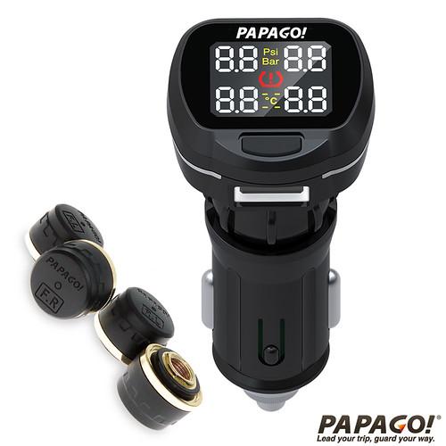 papago tire pressure monitoring system tiresafe s20e tpms external mini sensors ebay. Black Bedroom Furniture Sets. Home Design Ideas
