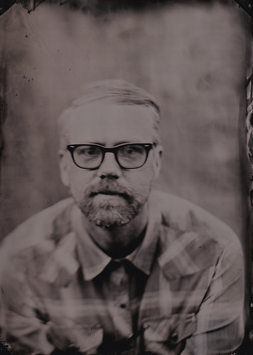 Nashville tintype photography portrait