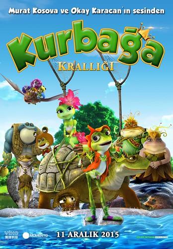 Kurbağa Krallığı - Frog Kingdom (2015)