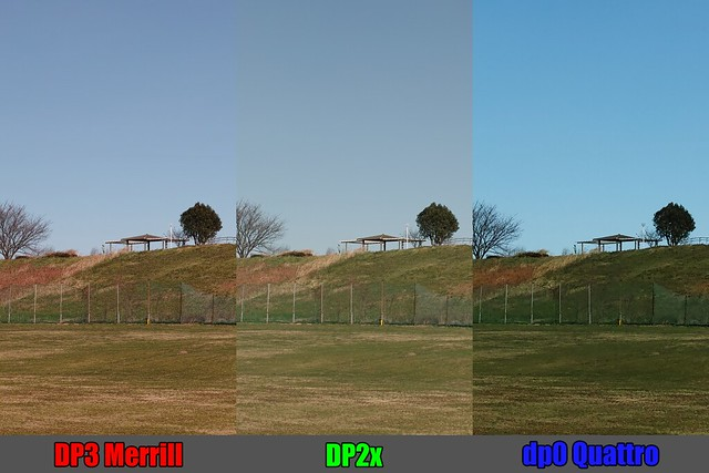 20170113_01_SIGMA Foveon Color comparison_TEST2 result