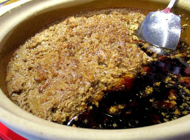 101 steamed minced pork