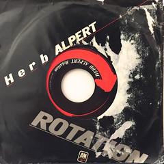 HERB ALPERT:ROTATION(JACKET A)