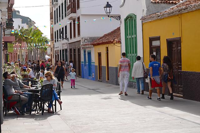 La Ranilla, Puerto de la Cruz, Tenerife