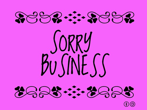 sorrybusiness