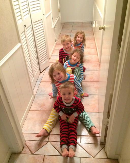 School Christmas Party's and Kiki's 201432
