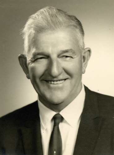 Image of the late Loren Aldridge.