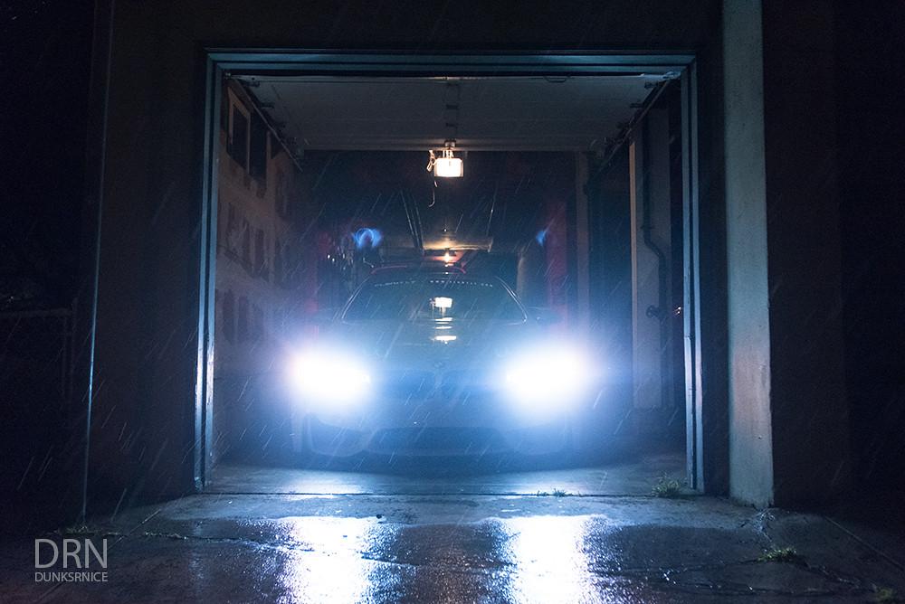 Lights On.