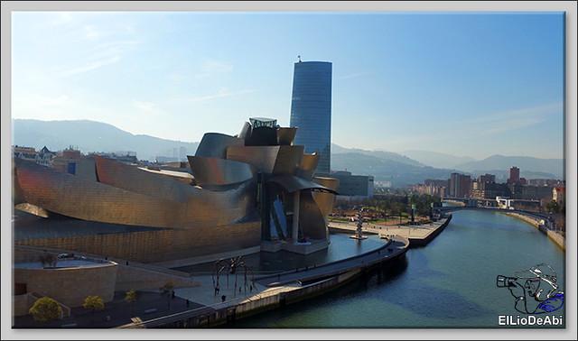 Camino de Santiago por Bilbao con Urban Bike 13