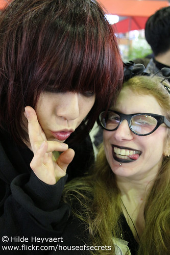 Goofy selfie with Sho