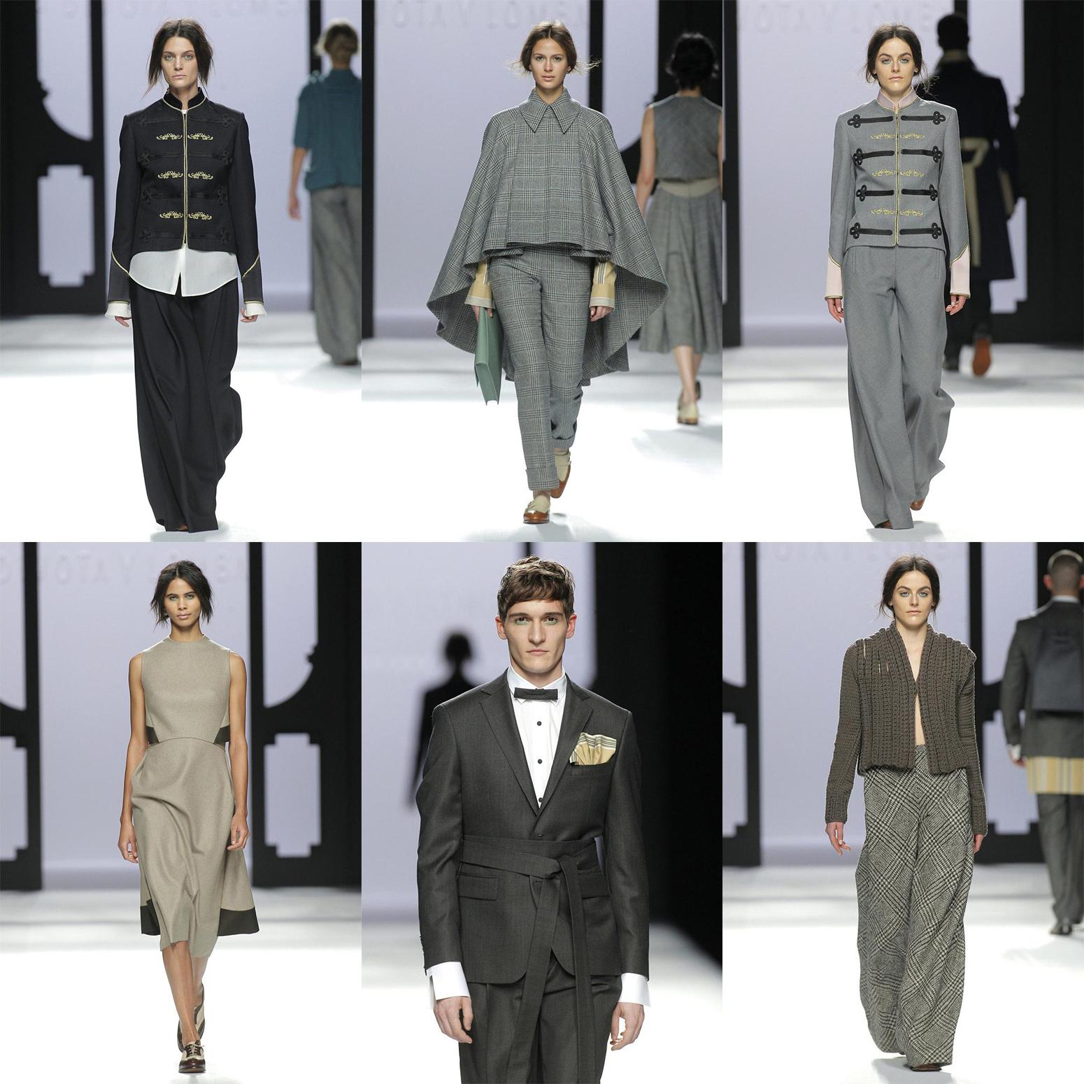 Tulle black skirt blazer maje madrid fashion week fashion outfit1