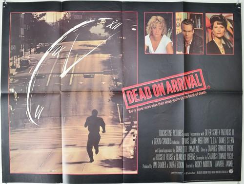 D.O.A. - 1988 - Poster 1
