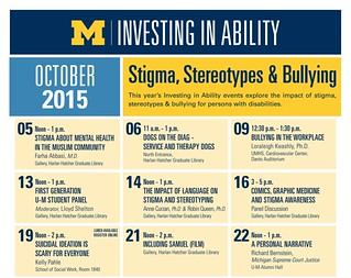 Investing in Ability, UMich | by rosefirerising