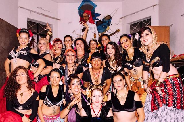 La Danza de la Diosa _Show