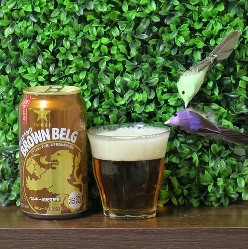 ビール:ブラウンベルグ(サッポロ)