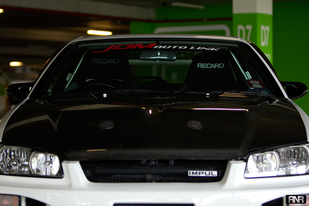 A Well Loved R34 GTT - RaceNotRice