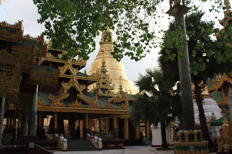 Шведагон Мьянма