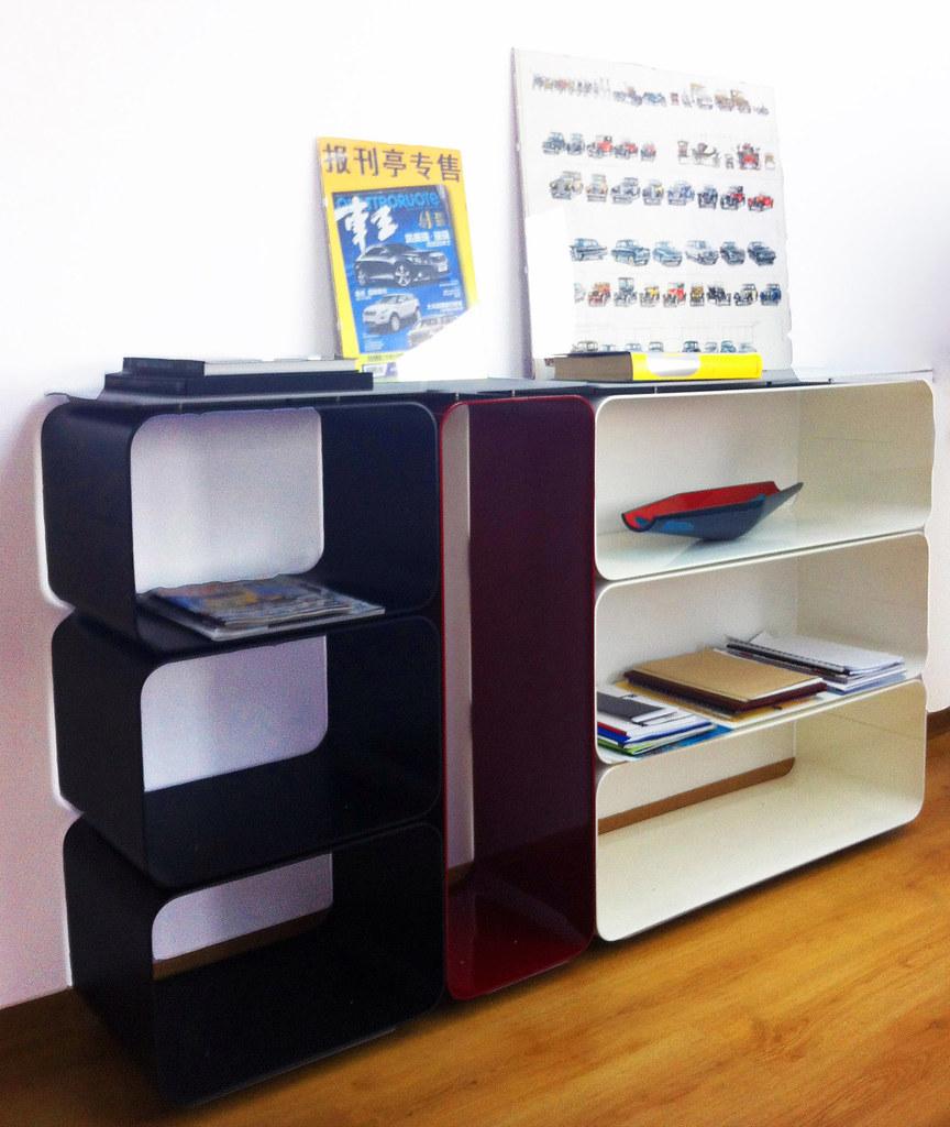 altreforme | Quattroruote | Brera Bookshelves