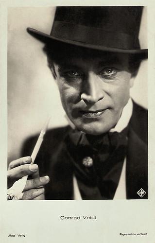 Conrad Veidt in Ich und die Kaiserin (1933)