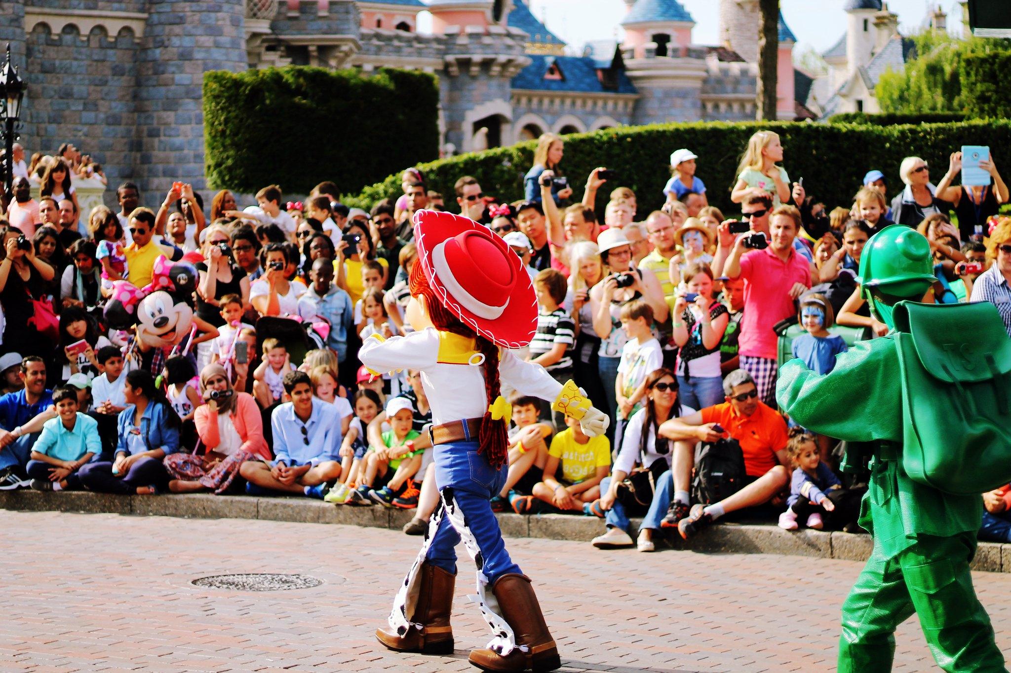 25º aniversário Disneyland Paris - Drawing Dreaming