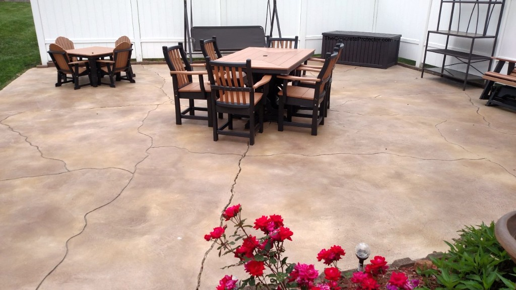 Gentil ... Stained Concrete Patio  Concrete Surface And Design  Union, KY | By  Decorative Concrete
