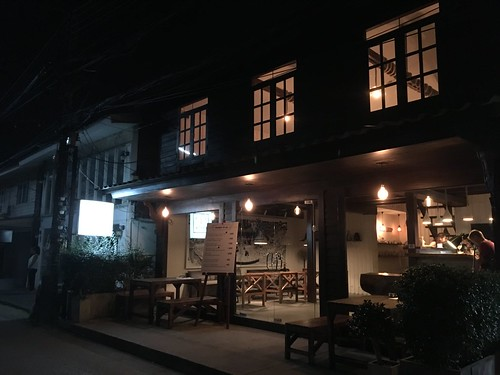 Koh Samui Wooden Bar